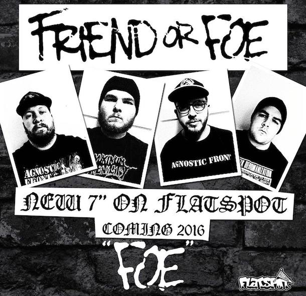 Friend or Foe - Flatspot Records
