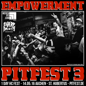 Pitfest Announces Empowerment as First Band of 2015 Edition