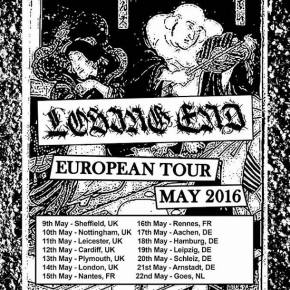 Presents: Losing End Finalize European Tour Routing