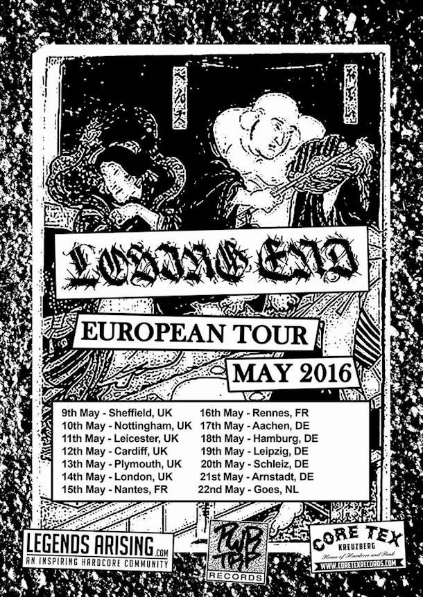 Losing End - European Tour 2016