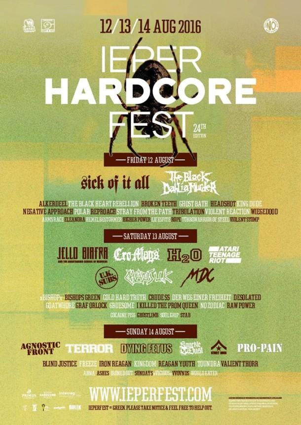 Ieperfest - Final Poster