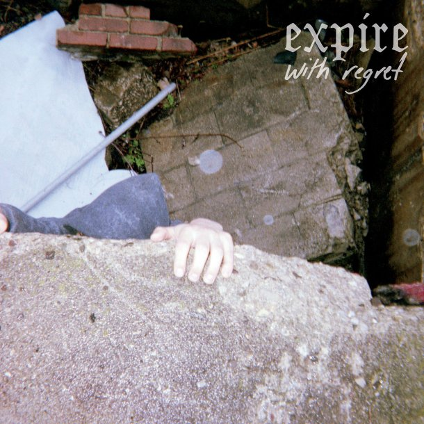 Expire - With Regret - Cover Artwork